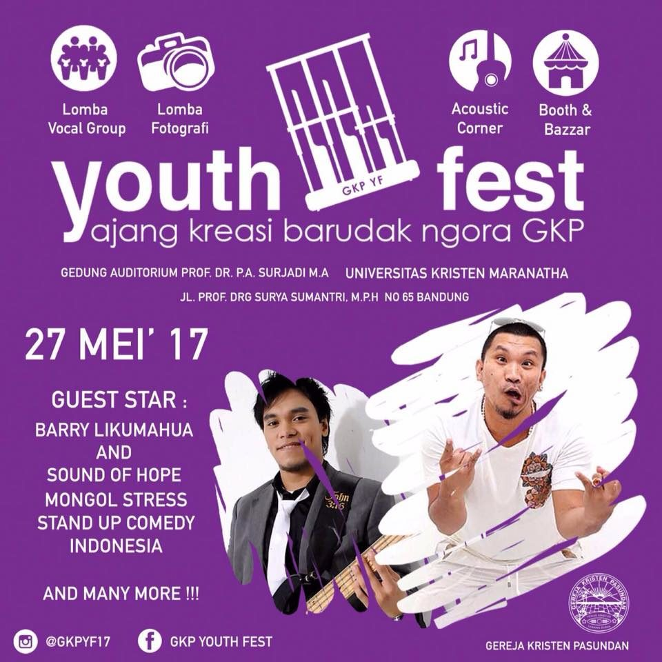 Youth Fest GKP
